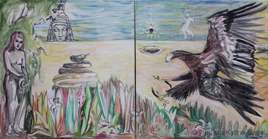 Adler Schlange 2