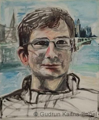 Porträt G. H.
