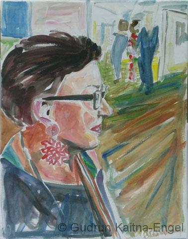 Porträt A. R.