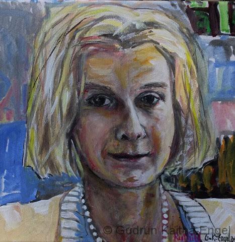 Porträt R. T.